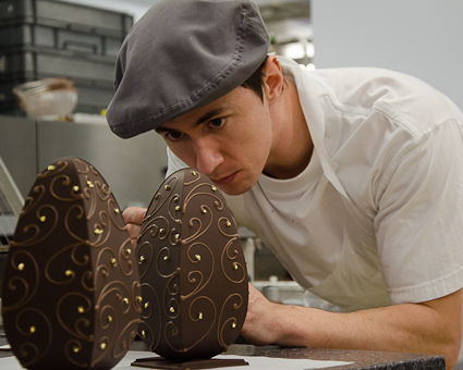 chocolat basque - Pariès