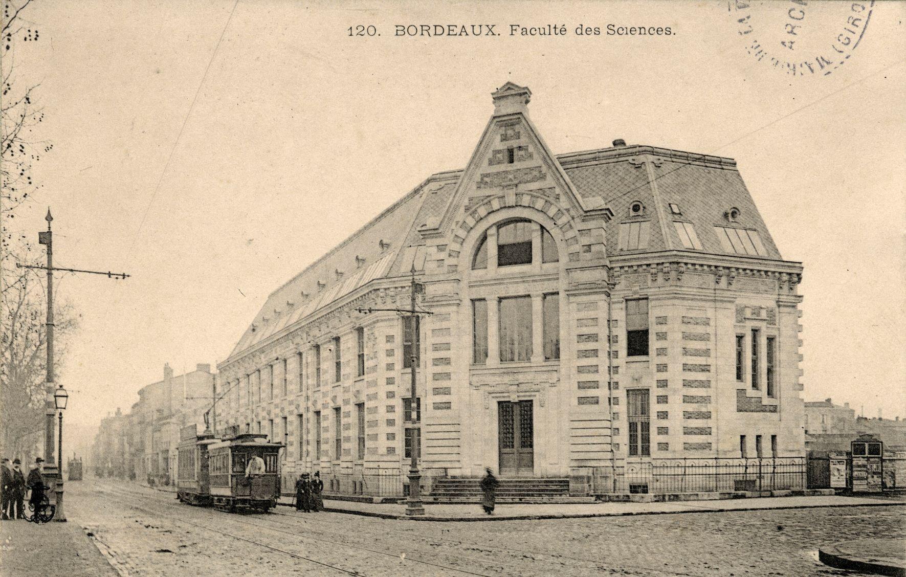 © Archives Bordeaux Métropole